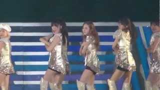 [HD]Genie+Paparazzi+RDR+Reflection+Express 999(Live)-Girl's Generation(SNSD) 2nd Japan Tour Concert