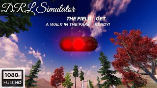 FPV drone - DRL Simulator | Track: A Walk in the Park - Race time 50 sec