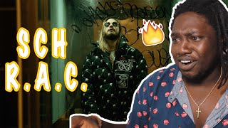 SCH - R.A.C. (Clip officiel) | FRENCH RAP REACTION