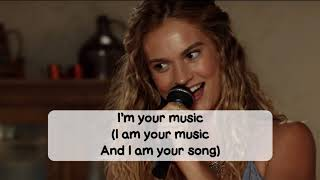 Mamma Mia! Here We Go Again   Andante, Andante (Lyrics Video)