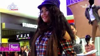"""Fashion Show REAL PLAZA / THALIA MUSIC - """"Solo se vive una Vez"""""""