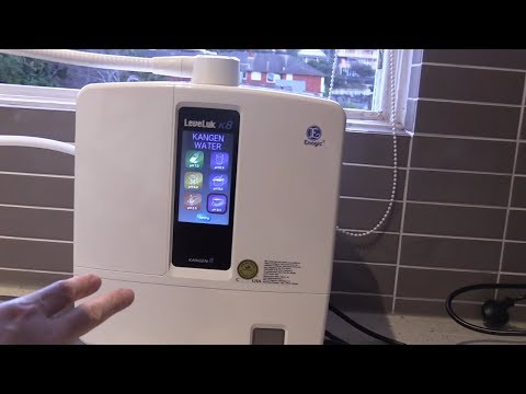 Kengen Alkaline Water Machine