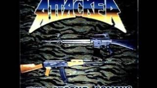ATTACKER-captives of babylon 1988