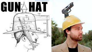 Robot Hat DEFENDS You