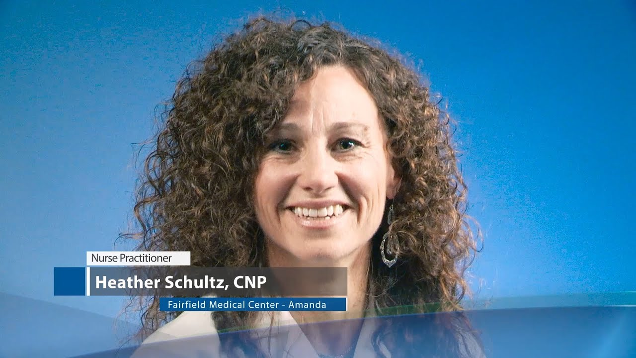 Experience Comfort with Heather Schultz, CNP