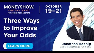Three Ways to Improve Your Odds