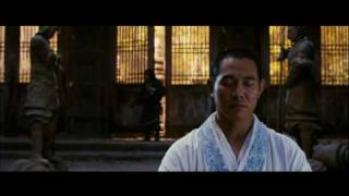 "The Forbidden Kingdom - 5. ""Jackie Chan vs. Jet Li"""