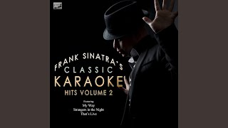 The Christmas Waltz (In the Style of Frank Sinatra) (Karaoke Version)