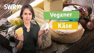 DIY veganer Käse. So gut ist Käse aus Hafer, Mandel, Cashew und Co. I Ökochecker SWR