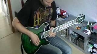 Symphorce Guitarrecording