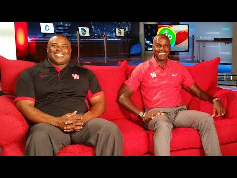 Leroy Burrell & Carl Lewis interview one another