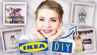 4 DIY's mit IKEA BILDERRAHMEN - GESCHENKE für JEDEN ANLASS!   #MayBePerfect