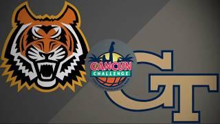 2018 Cancun Challenge | Georgia Tech vs Idaho St