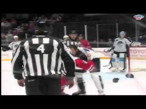 Ryan Hartman vs. Anthony Bitetto
