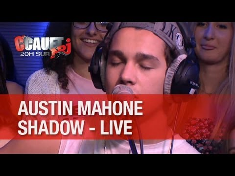 Austin Mahone - Shadow - Live - C'Cauet Sur NRJ Mp3