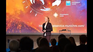 Horizons 2019: Anja Rädler. Covering Risks of Natural Hazards