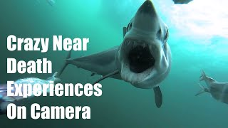 CRAZY NEAR DEATH EXPERIENCES on Camera Compilation [part 2] [Close Escapes]