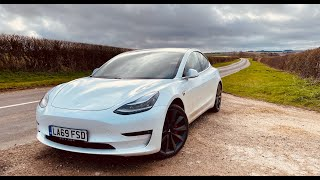Tesla Model 3 Performance real-world review. Is this the game-changing electric car?