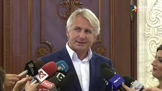 Teodorovici, despre proiectele iniţiate: Aduc un plus în economie; miercurea viitoare vor fi discutate în plenul Senatului