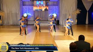 WSS18 - The New York Movement, World Champions