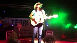 Voghera Country Festival 2012 - Terri Clark in Concert (30 GIU 2012)
