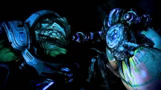 Mass Effect 3 - Grunt vs. Rachni