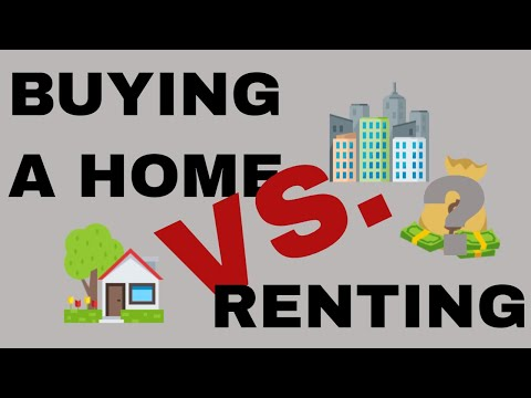 Consequences of Buying a Home vs. Renting