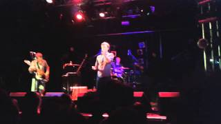 The Dismemberment Plan - Back and Forth Live -  Electric Ballroom (London 26/11/13)