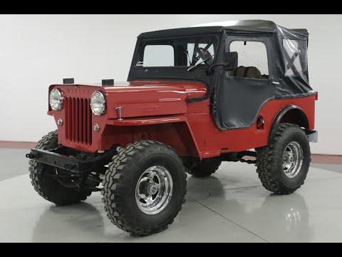Video of Classic 1962 Jeep - $12,900.00 - PSGE