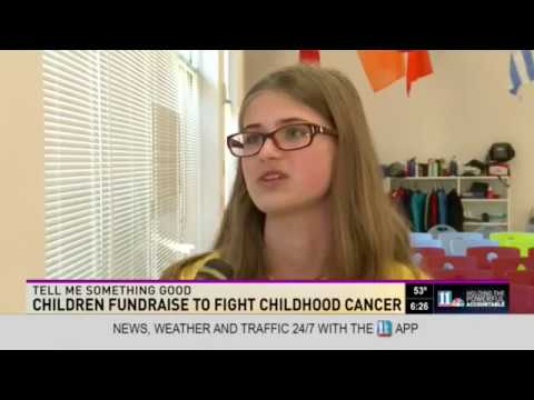 Fulton Science Academy Students Raised $8k for Pediatric Cancer Research