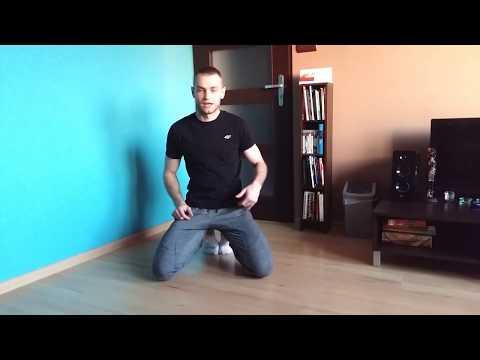Ćwiczenia służą do zwiotczenia mięśni