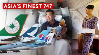 Asia's Finest B747 Flying Experience