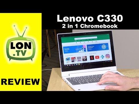 """Lenovo Chromebook C330 11.6"""" 2-in-1 Review"""