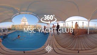 MSC Cruises: MSC Yacht Club