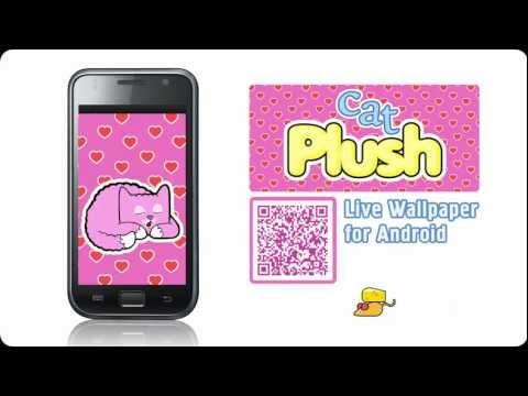 Video of Plush Cat Free