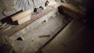 L'ouverture du tombeau du Christ (partie 01)