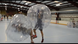 Ultimate Zorb Soccer Game! Played with Breakaway Sports!