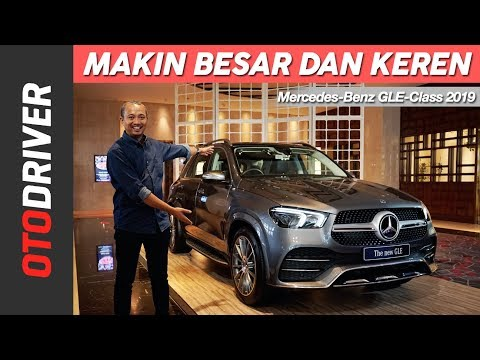 Mercedes-Benz GLE-Class 2019 | First Impression | OtoDriver