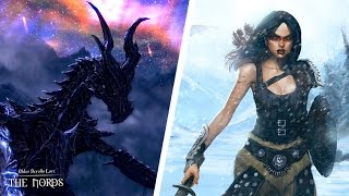 Gambar cover SKYRIM - 5 Nord Secrets (Elder Scrolls Lore & Facts)