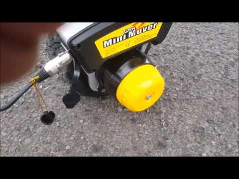 Mini Mover  Gen 2 Trailer Mover