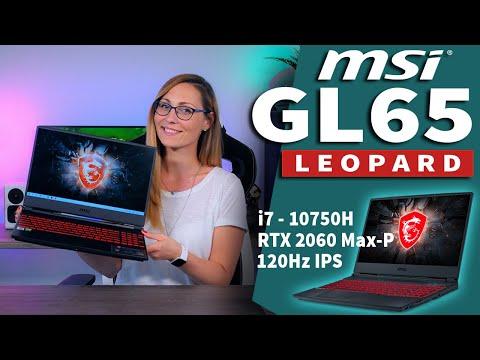 External Review Video tLkhC4LnexU for MSI GP65 Leopard / GL65 Leopard Gaming Laptop