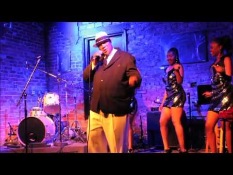 Jerry Adams & The Sultry Dancers Performing My Girl @ The Evening Muse (Covered)