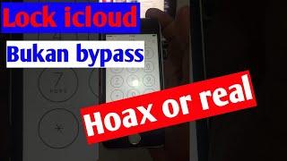Cara Buka Icloud IPhone Terkunci (lock Icloud)