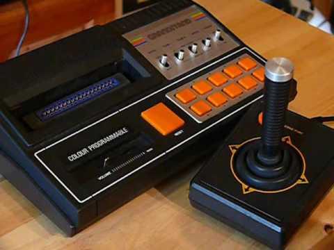 Grandstand SD-070 Colour Programmable retro video games console,
