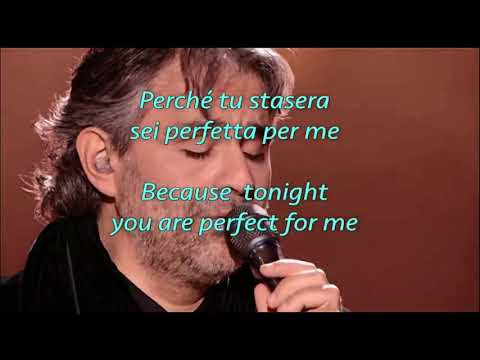 Ed Sheeran   Perfect Symphony with Andrea Bocelli LIVE Lyrical Video