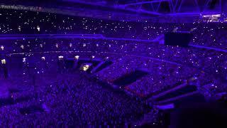 Bon Jovi Encore Always + Livin' On A Prayer London Wembley 2019