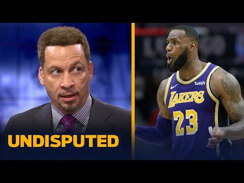 17137569ab5a Chris Broussard is  disappointed  in LeBron s comments about his Lakers  teammates