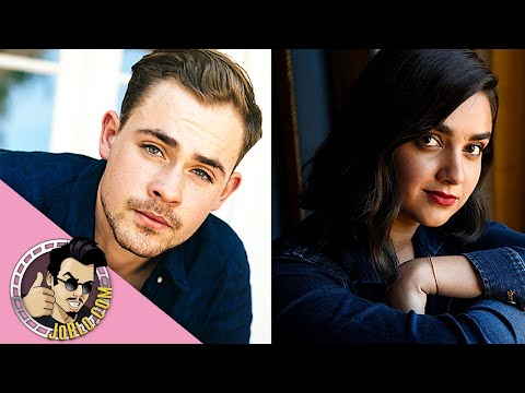 THE BROKEN HEARTS GALLERY Interview (2020) Dacre Montgomery & Geraldine Viswanathan