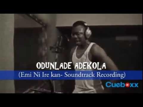 Hilarious-Odunlade Adekola live studio session