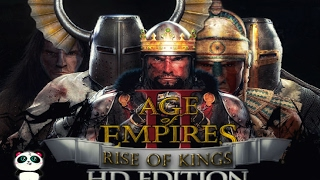 Age of Empires II HD - Review Mod Rise Of Kings 2.0 - Directo